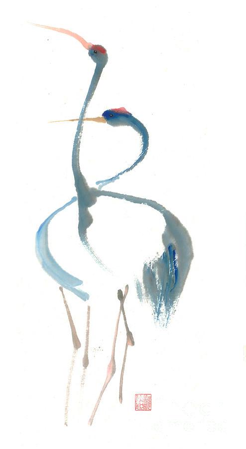 Duet Painting by Mui-Joo Wee