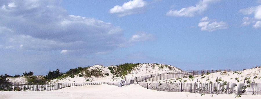 Dunes Photograph by Iris Posner