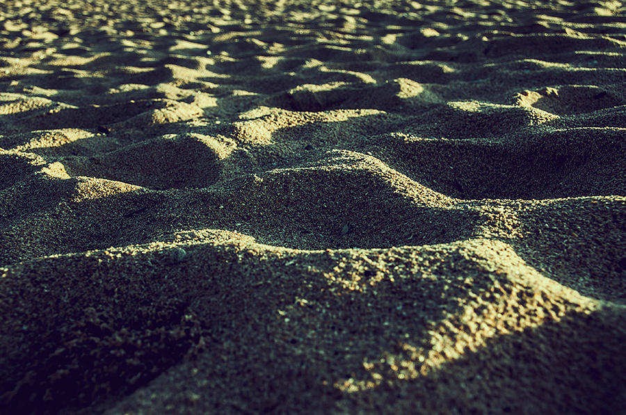 Sand Photograph - Sand by Dylan Gage