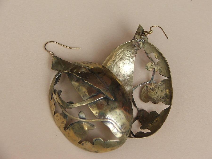 Earings Jewelry - Earings by Raluca Polea