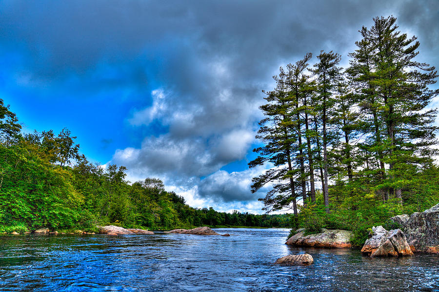 An Early Summer On The Moose River Photograph
