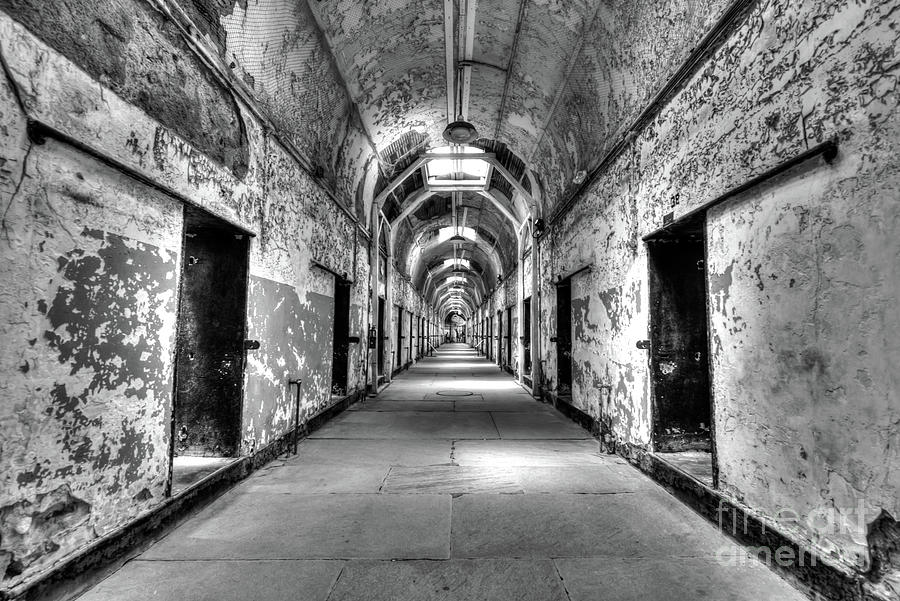 Eastern State Penitentiary by Anthony Sacco