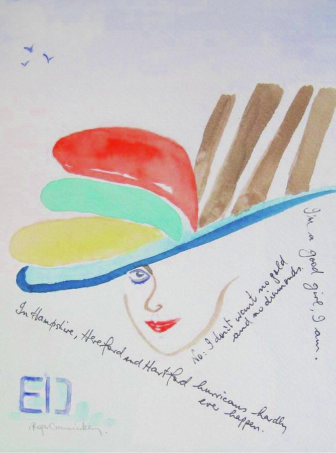 Eliza Doolittle by Roger Cummiskey