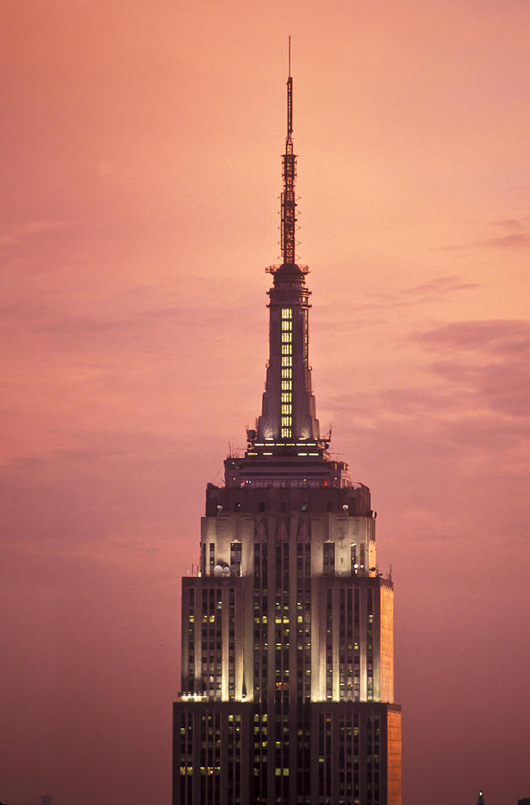 Building Photograph - Empire State Building by Richard Nowitz