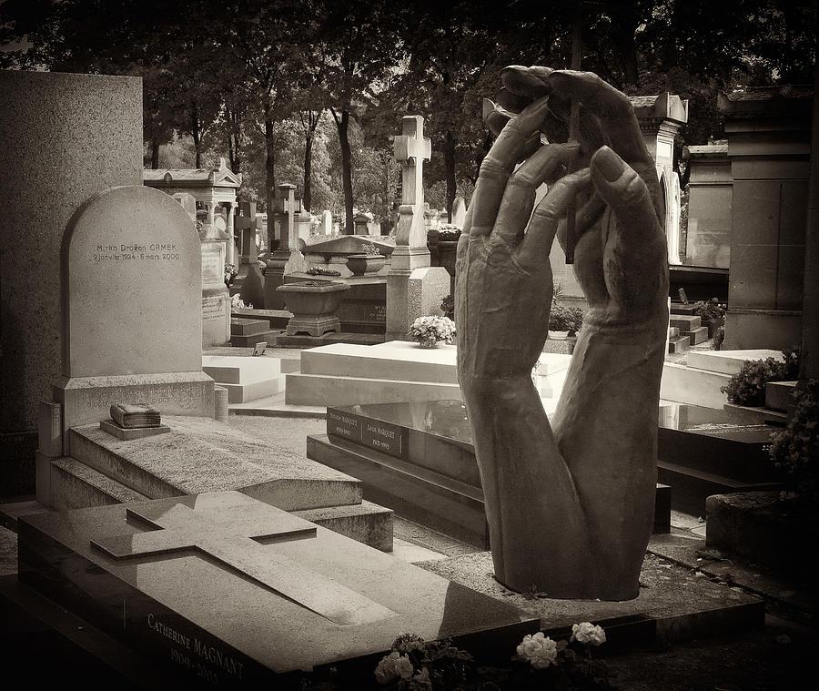 Eternal Hands Photograph