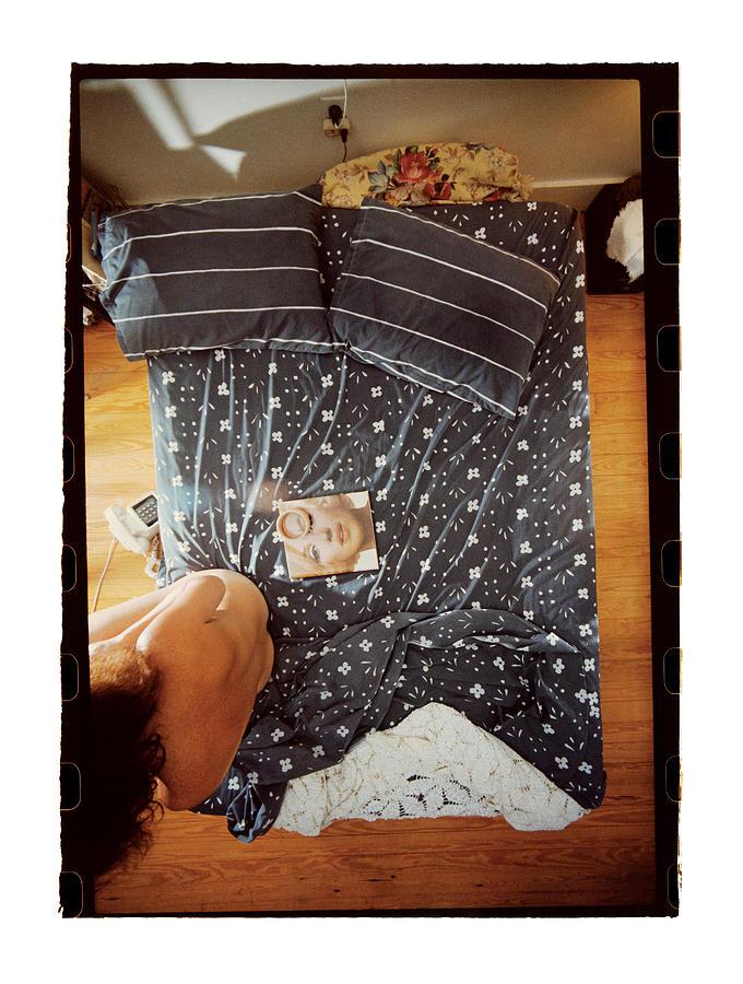 Sleep Photograph - Evelyn - Frame 1 by Ted Spagna