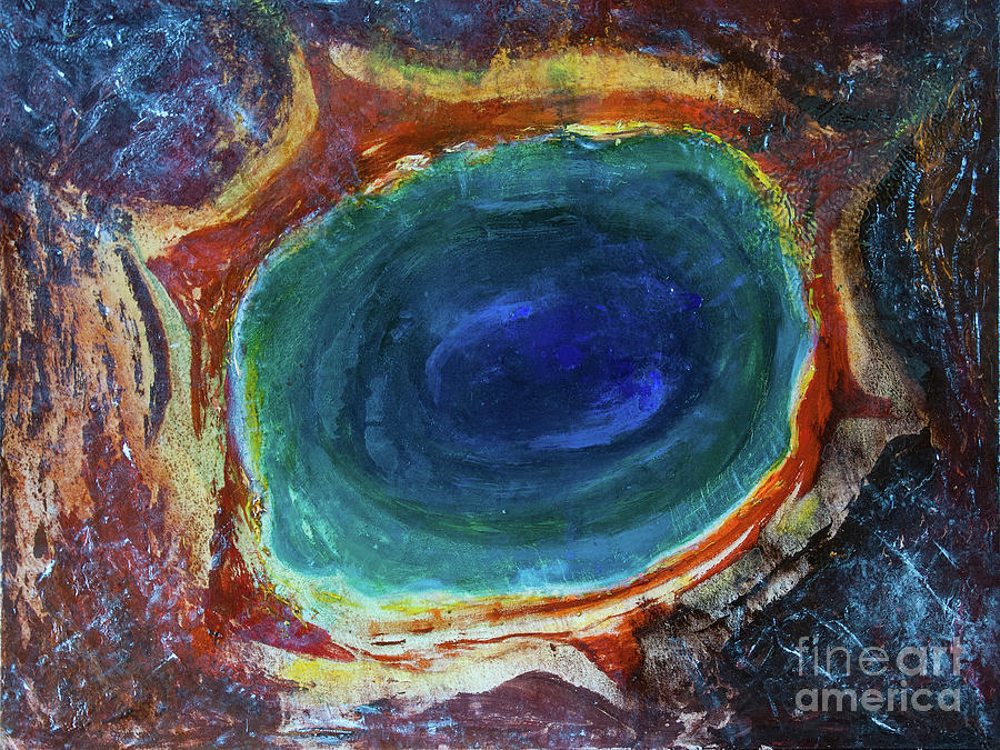 Eye Into The Earth by Shelley Myers