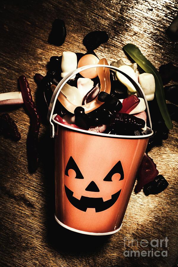 Halloween Photograph - Fall Of Halloween by Jorgo Photography - Wall Art Gallery