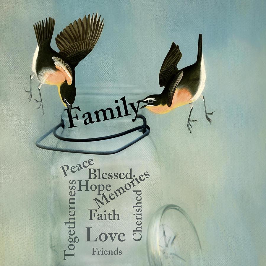 Family by Robin-Lee Vieira
