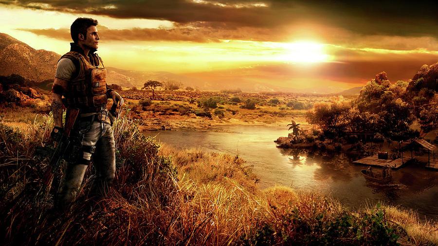 Far Cry 2 Digital Art By Dorothy Binder