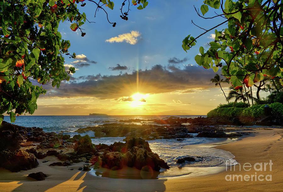 Find Photograph - Find Your Beach by Eddie Yerkish