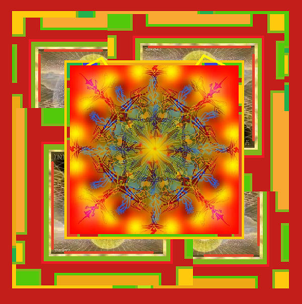 Find Your Mind Digital Art by Kenneth A Post