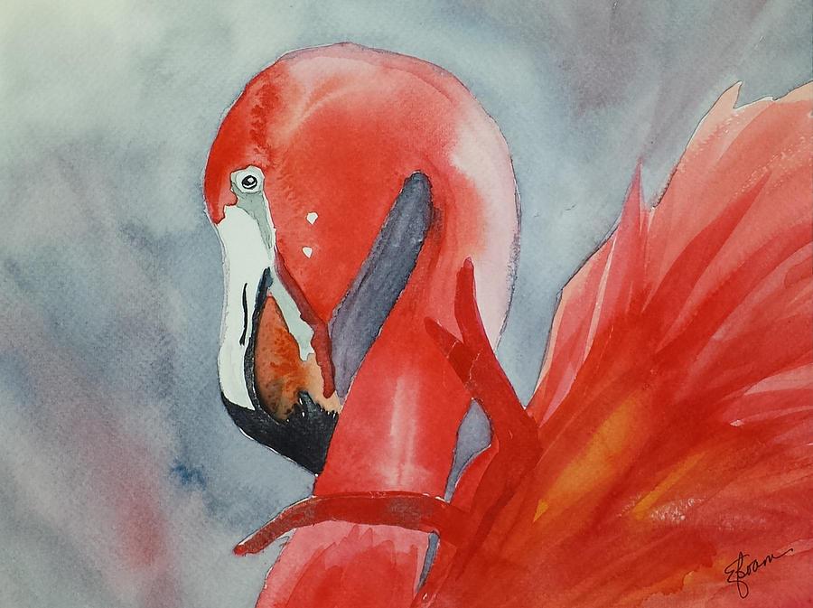 Flamingo by Elise Boam