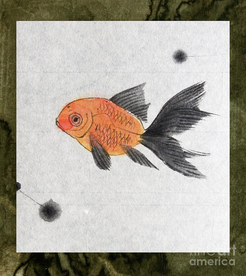 Floating  by Fumiyo Yoshikawa
