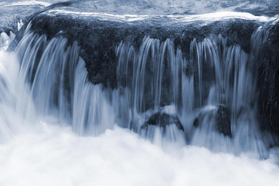Nature Photograph - Flow II by Daniel Csoka