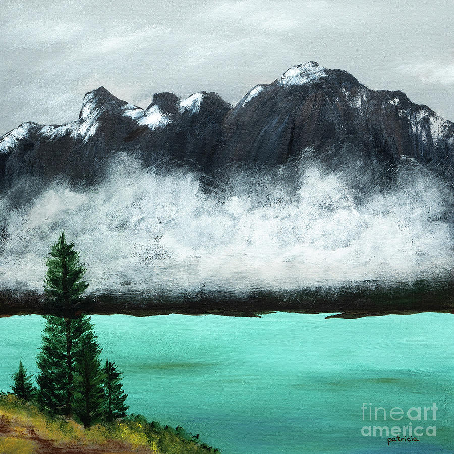 Foggy Morning by Patricia Gould