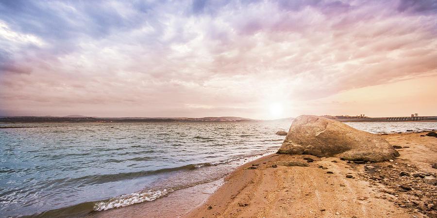 Folsom Sunrise by Nicholas Miller