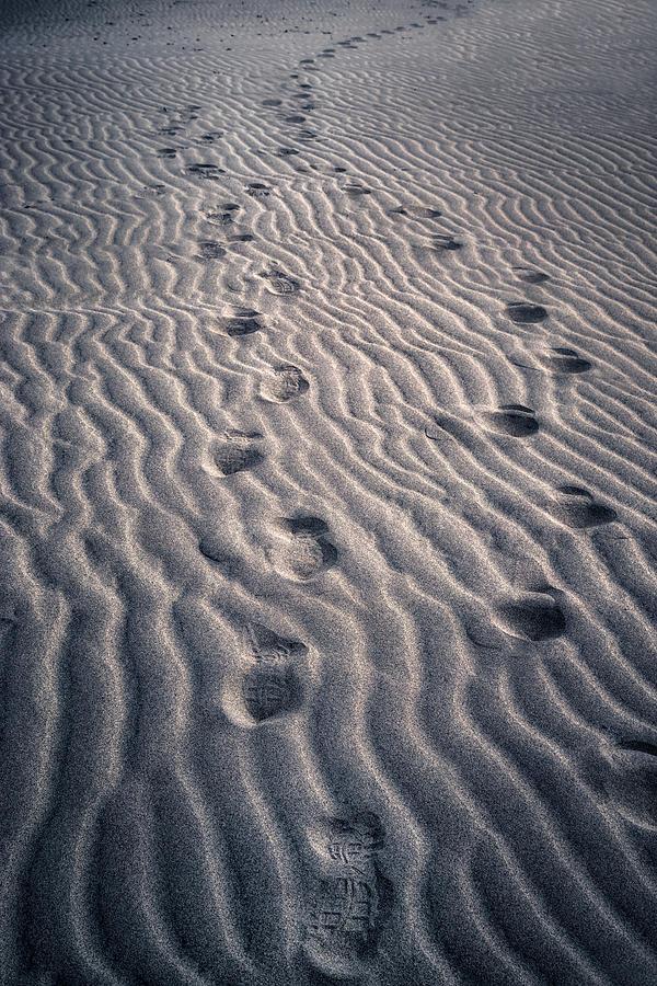 Footprint Photograph - Footprints by Joana Kruse