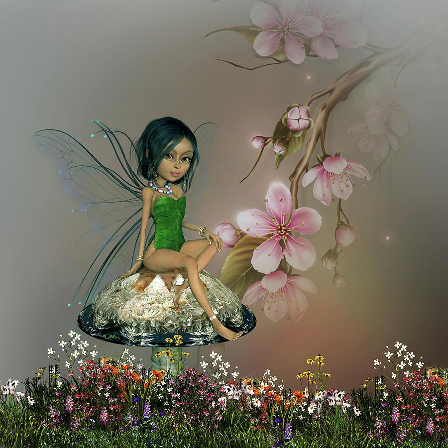 Forest Fairy by John Junek