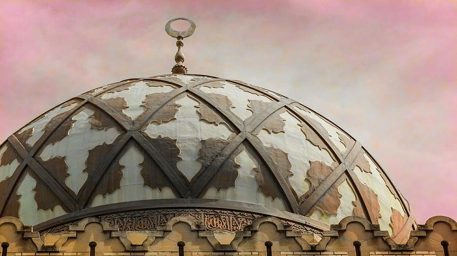 Atlanta Photograph - Fox Theatre Dome #4 - Atlanta by Stephen Stookey