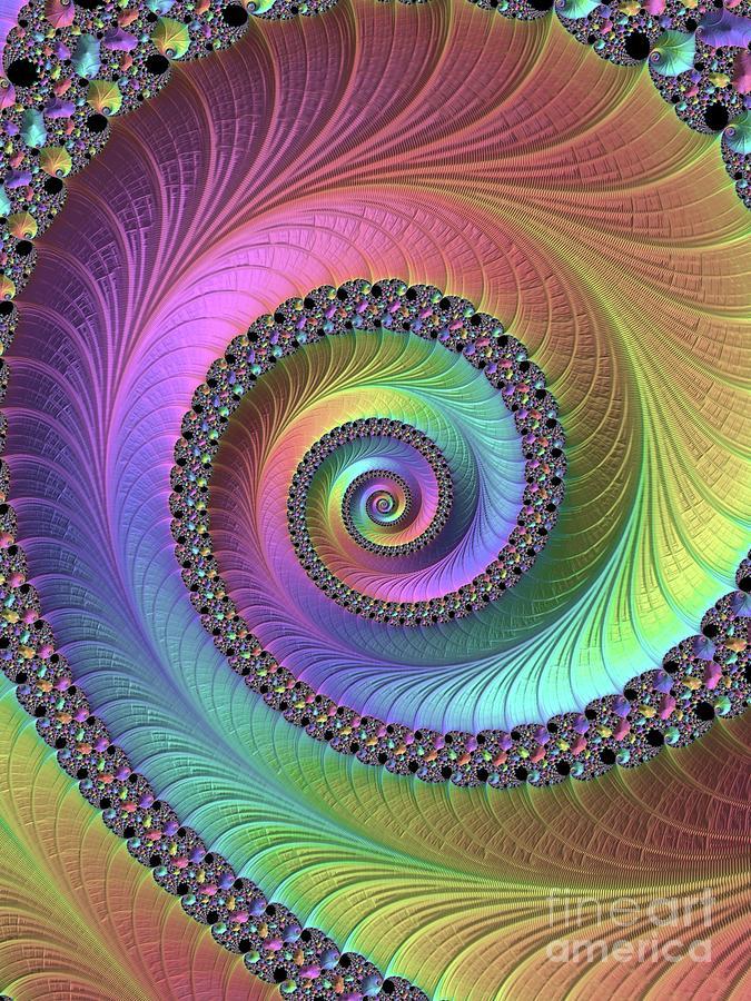 Fractal, Pattern, Kaleidoscope, Art Digital Art