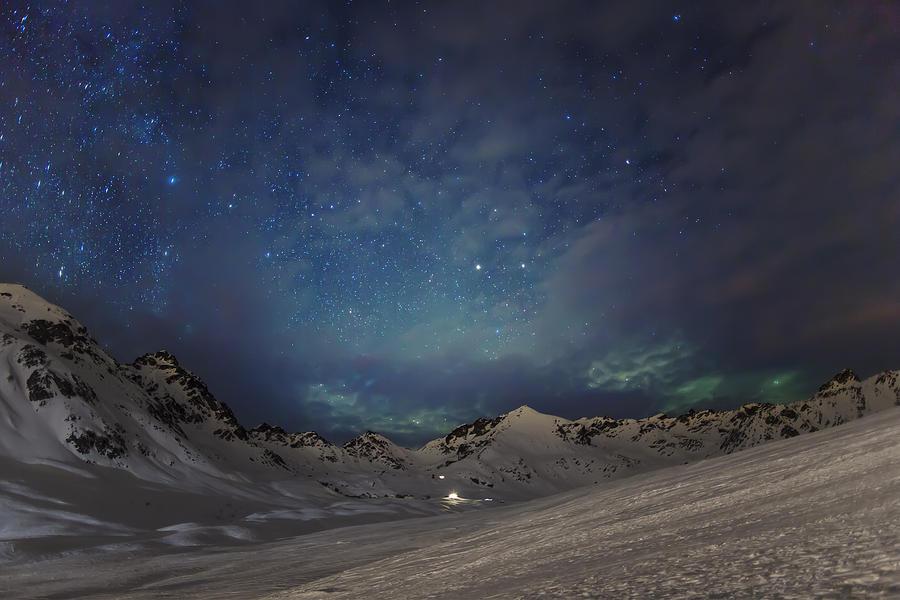 Alaska Photograph - Gateway by Ed Boudreau