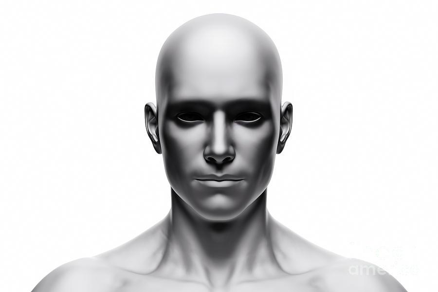Face man Man Shot