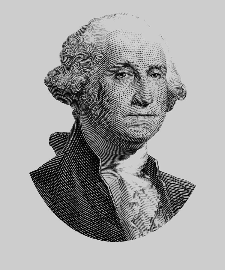 George Washington Graphic Four Digital Art By War Is Hell Store