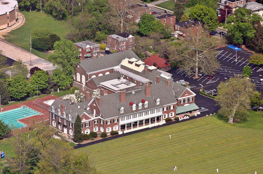 Germantown Photograph - Germantown Cricket Club by Duncan Pearson