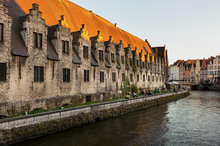 Ghent Photograph - Ghent2 by Hristo Shanov