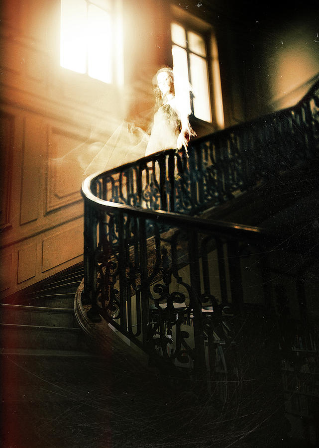 Ghost Photograph - Ghost by Joe Roberts