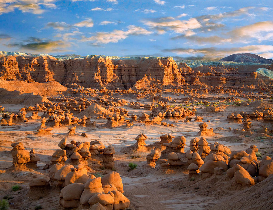 Goblin Valley State Park Photograph - Goblin Valley State Park Utah by Utah Images