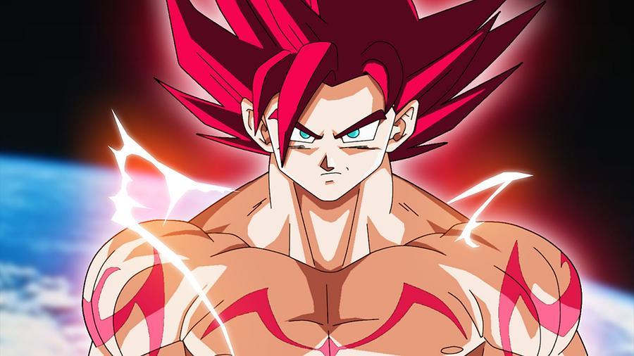 Goku Digital Art - Goku Super Saiyan 1 by Babbal Kumar