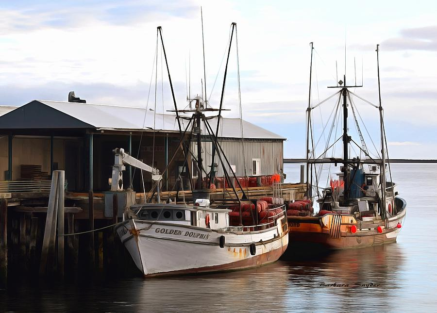 Golden dolphin eel fishing boat port angeles washington for Port washington fishing