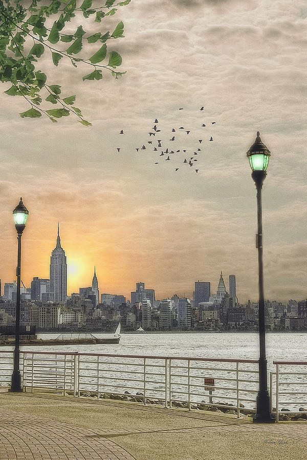 Cityscape Photograph - Good Morning New York by Tom York Images