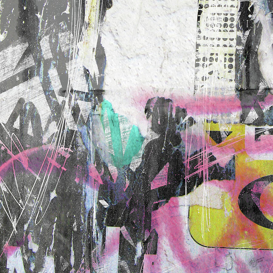 Graffiti Grunge Digital Art