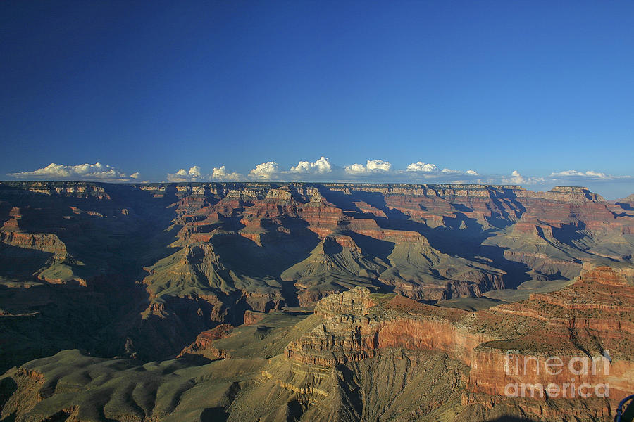Canyon Photograph - Grand Canyon At Sunset by Patricia Hofmeester