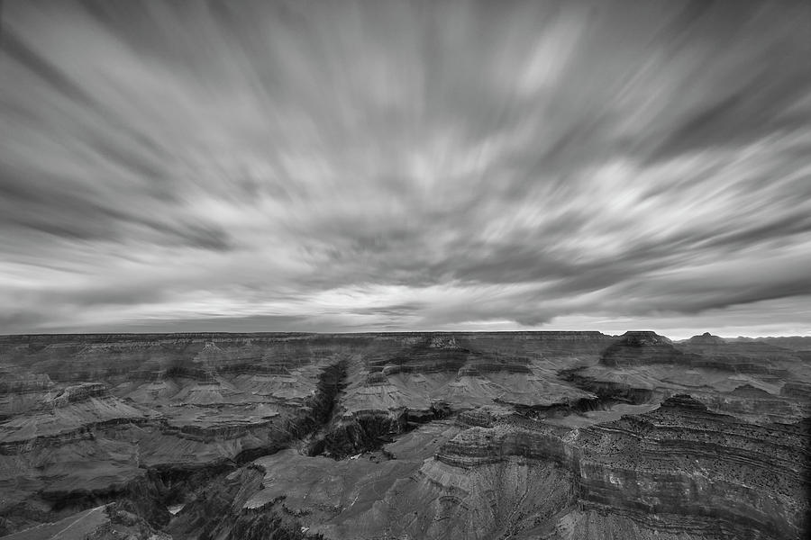 Jon Glaser Photograph - Grand Canyon In Motion II by Jon Glaser