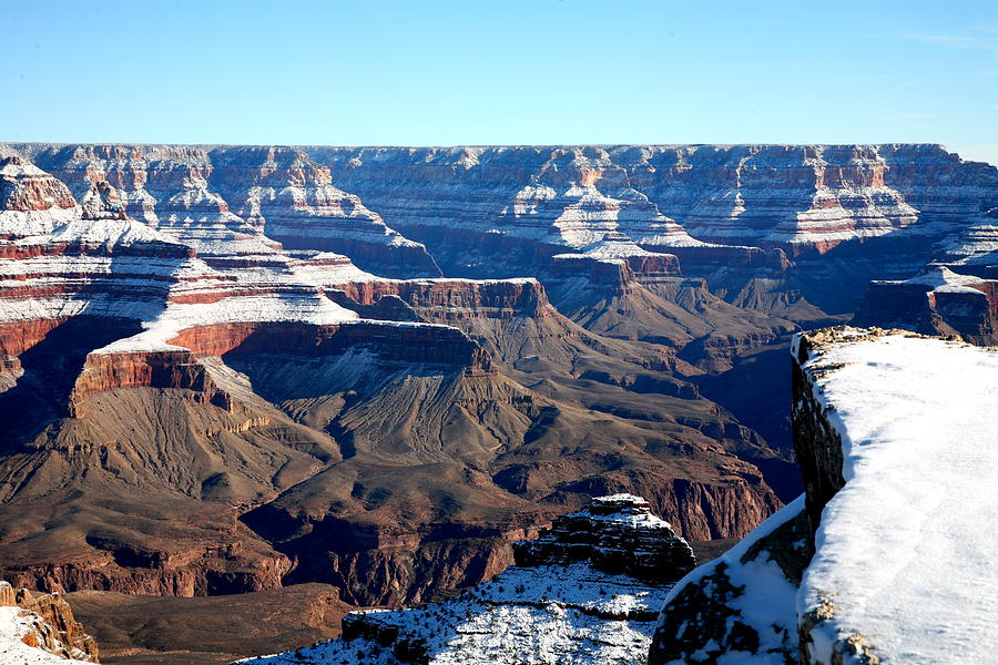 Landscape Photograph - Grand Canyon by Jennilyn Benedicto
