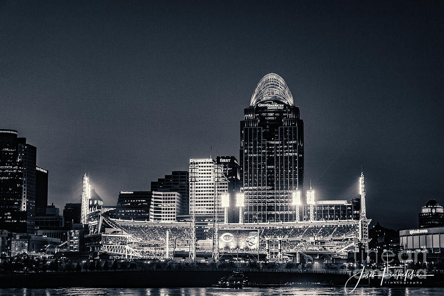 Great American Ball Park by Jason Finkelstein
