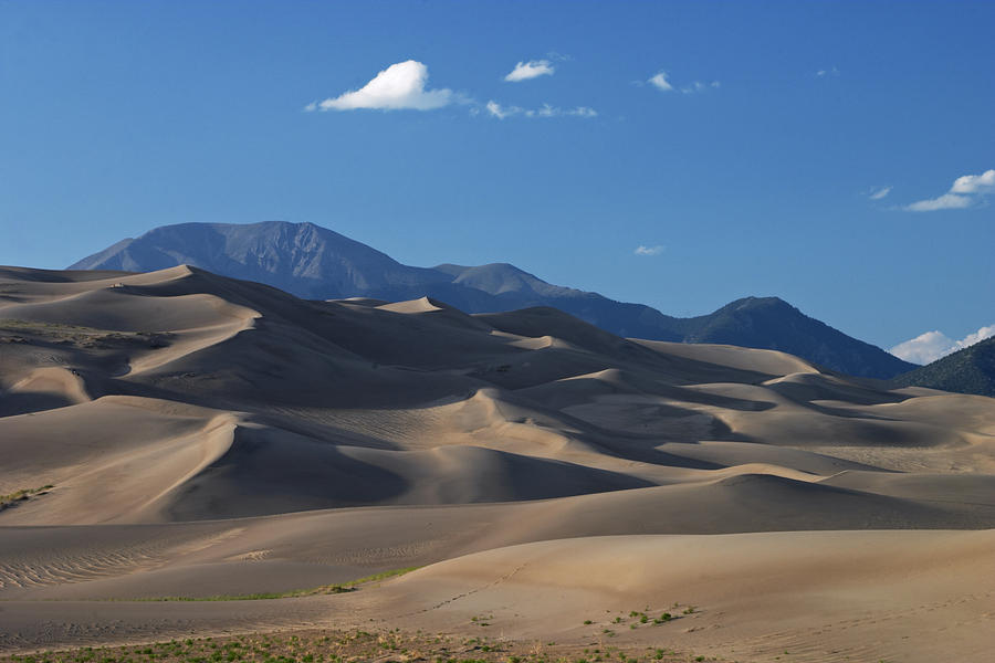 Great Sand Dunes CO  by Harold Stinnette