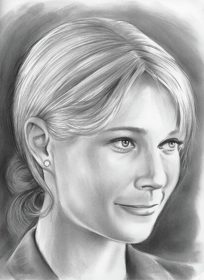 Gwyneth Paltrow Drawing