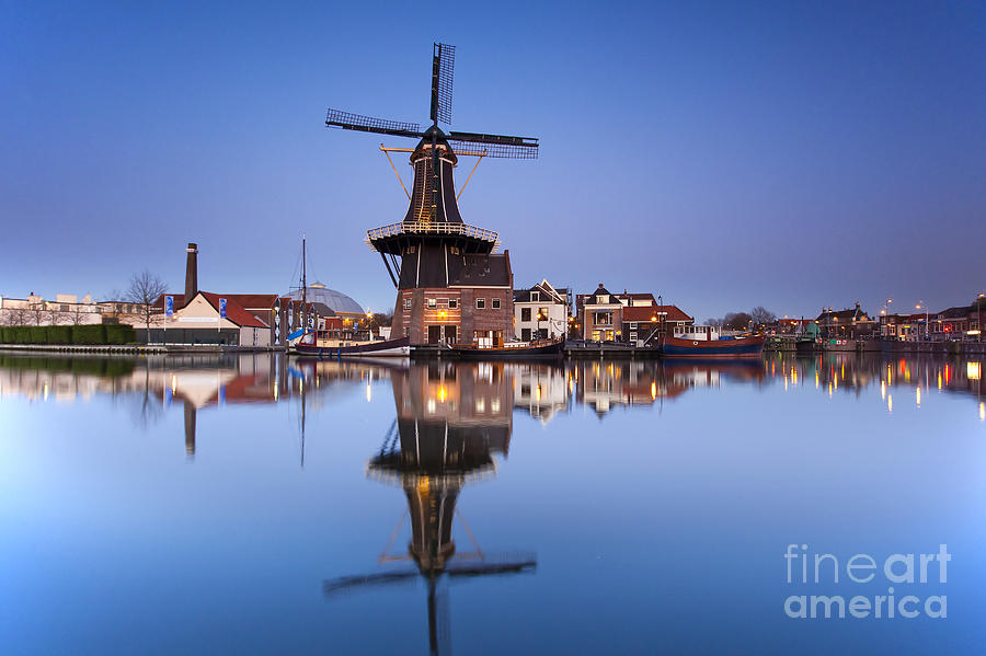 Aged Photograph - Haarlem by Andre Goncalves