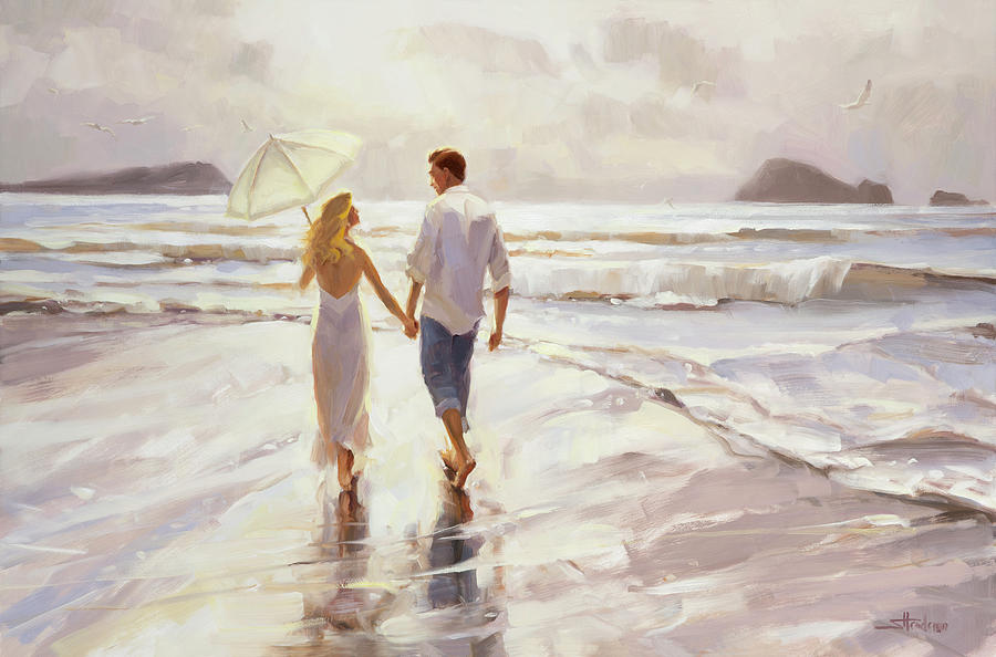 Hand in Hand by Steve Henderson