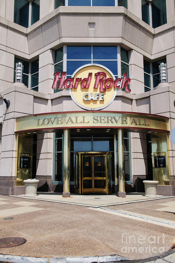 Hard Rock Cafe by Ohio Stock Photography