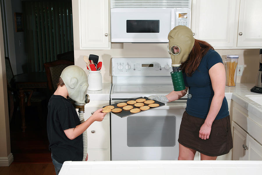 After School Photograph - Have A Cookie  by Michael Ledray