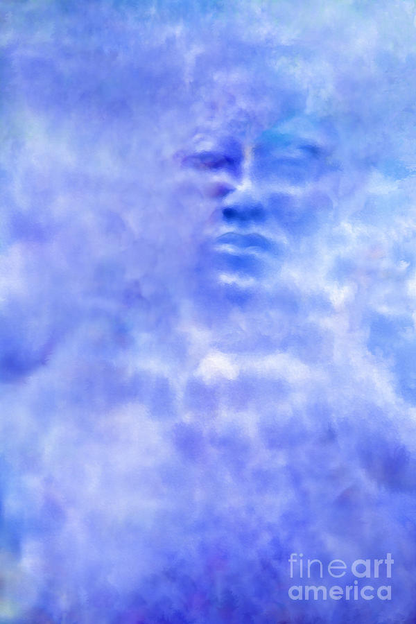 Sky Digital Art - Head In The Clouds by Holly Ethan