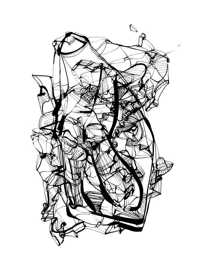 Head - nose by Daniel Schubarth