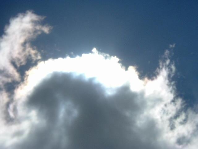 Clouds Photograph - Heaven Above by JoAnn Tavani