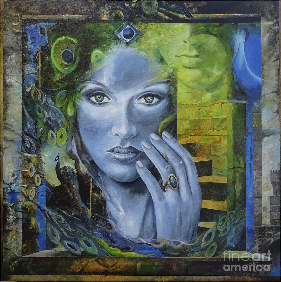 Heavenly Garden by Sinisa Saratlic